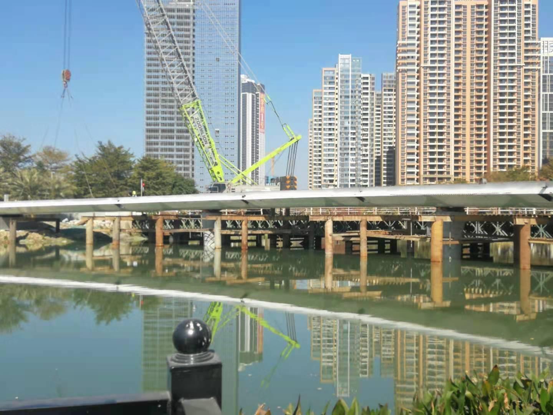 <span>角美花海景观桥-施工中</span>